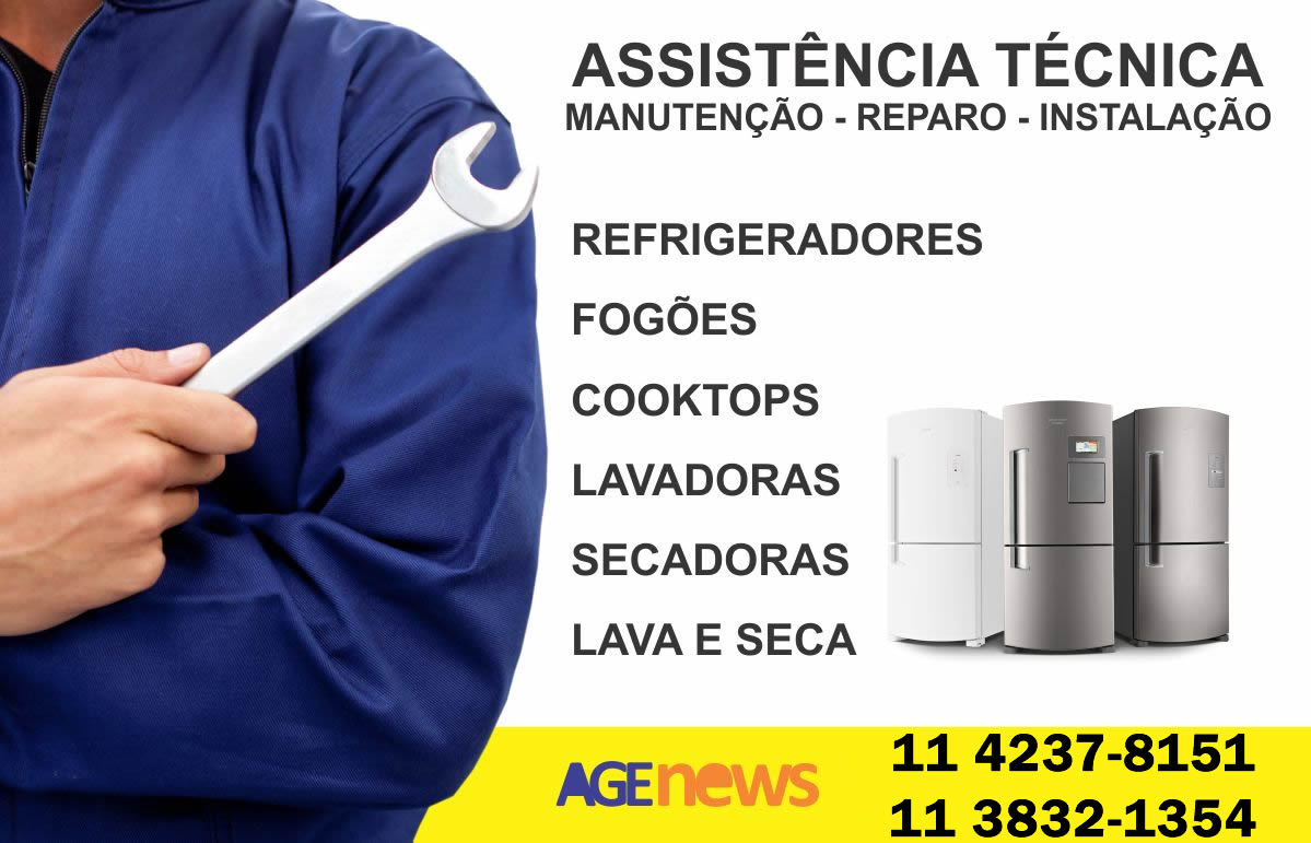 assistência técnica eletrodoméstico